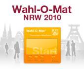 Wahl-O-Mat zur NRW-Wahl 2010 (bpb)