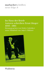 Über Ernst Jünger gibt es noch viel zu schreiben