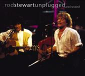 Rod Stewart: Unplugged … and seated