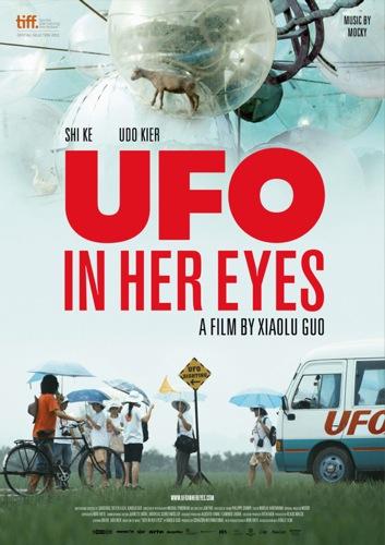 UFO w jej oczach / UFO In Her Eyes (2011) PL.TVRip.XviD / Lektor PL