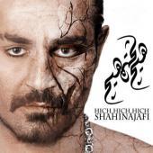 """Cover von Shahin Najafis Album """"Hich Hich Hich"""""""