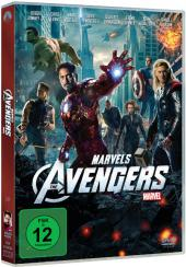 Marvels The Avengers (DVD & Blu-Ray)