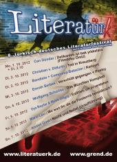 Deutsch-Türkisches Literaturfestival Literatürk in Essen