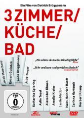 3 Zimmer Küche Bad (DVD)