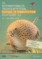 20. Internationales Trickfilmfestival Stuttgart