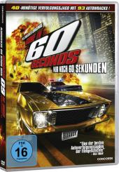 Gone in 60 Seconds (DVD & Blu-Ray)